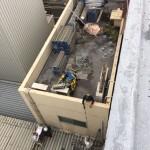 足場組み立て 姫路市N様(店舗ビル)