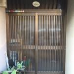 玄関ドア入れ替えリフォーム【引戸】高砂市S様邸