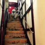 階段手すり・木部塗装 姫路市N様(店舗ビル)