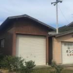 倉庫の屋根葺き替え【ビフォー】自治会