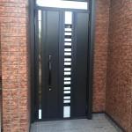 玄関リフォーム【リモデル・採風付き・カバー工法】加古川市S様邸