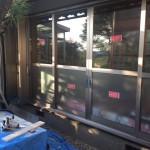 窓サッシ交換【木製雨戸からアルミ製】加古川市K様邸