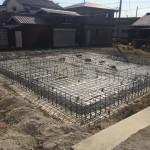 新築工事【基礎配筋】高砂市K様邸