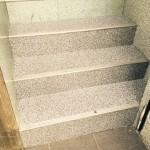 階段の補修工事 姫路市N様(店舗ビル)