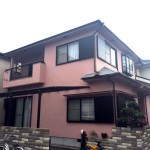 屋根・外壁塗装【3回塗り完了】高砂市O様邸