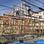 新築工事【上棟】高砂市K様邸