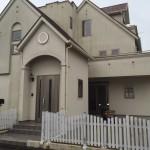 お引っ越し前に外壁を塗装 加古川市K様邸
