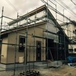 段違いの「招き屋根」で、ロフトを造作 高砂市K様邸