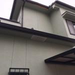 コウモリ対策に軒天換気孔を設置 加古川市O様邸