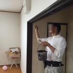 サッシまわりの外壁補修、母屋2階の下地工事 加古川市N様邸(増築部改修・水廻りリフォーム)