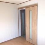 うぐいす色の増築した洋室 高砂市T様邸(キッチン・お風呂・洗面・内装・エクステリア・増築リフォーム)