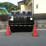 浄化槽の設置 加古川市K様邸(トイレリフォーム)