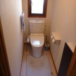 【下水道に切り替え】汲み取り式トイレから水洗トイレにリフォーム 高砂市U様邸