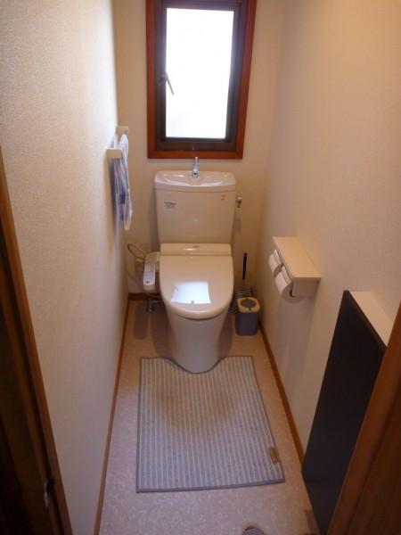 トイレ取り付け