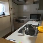 システムキッチン・カウンターの解体 高砂市Y様邸(全面リフォーム)