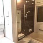狭い洗面所、洗面化粧台と洗濯機の配置を工夫 高砂市T様邸(浴室・洗面所リフォーム)