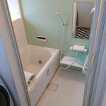タイルのお風呂からシステムバスへ取り替え、オプションをほぼ付けず費用を抑えました 高砂市O様邸(お風呂リフォーム)