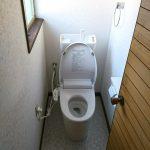 節水トイレ「アラウーノV」に取り替え 加古川市M様邸(トイレリフォーム)