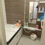 マンション用システムバス「リノビオV」に入れ替え 加古川市K様邸(マンションの浴室リフォーム)
