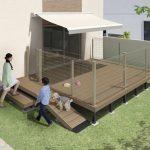 お庭を2つめのリビングに♬豊かな暮らしを叶えるアウトドアリビング