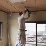 内部リフォーム完了、引き続き外壁塗装 加古川市M様邸(中古物件の全面リフォーム)