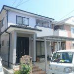 サイディング・セメント瓦の塗り替え 高砂市G様邸(屋根・外壁塗装、クロス貼り替えリフォーム)