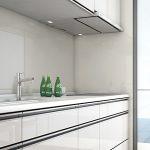 掃除しやすく見た目もすっきり!キッチンパネルが人気♬