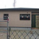 システムバス設置、外壁サイディング張り 高砂市H様邸(新築工事)