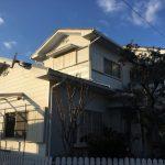 外観になじむ自然石粒の金属屋根「ディプロマット」 加古川市I様邸(外壁塗装・屋根重ね葺き)