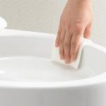 フチなしトイレでさっとお掃除(加古川市・高砂市のトイレリフォーム)