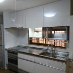 デッドスペースを生き返らせるためのシステムキッチン入れ替え 加古川市K様邸(キッチンリフォーム)