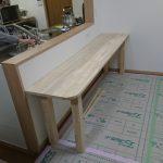 リビングに子供の勉強スペースを作りました! 加古川市N様邸(マンションの水まわりリフォーム)