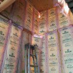 窓・ドアの移設、断熱材施工 高砂市・株式会社ウオハシ事務所(増築リフォーム)