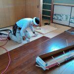 浴室解体、2階洋室仕上げ 加古川市Y様邸(全面リフォーム)