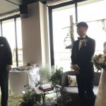 心温まる結婚式