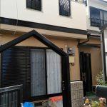 キッチン入れ替えリフォーム(ラクシーナ)・2色塗り分けの外壁塗装(パーフェクトトップ) 加古川市S様邸