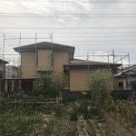 混構造のため建て替えを選択、解体~地盤調査 高砂市M様邸(新築工事)