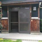 玄関ドアの交換 加古川市Y様邸(サッシリフォーム)