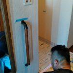 玄関・廊下・トイレに手すり取り付け 高砂市M様邸(バリアフリーリフォーム)