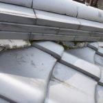 劣化していた屋根漆喰やり替え 高砂市A様邸(屋根工事)