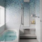 汚れにくく掃除しやすい浴室の目地(加古川市・高砂市で浴室リフォーム)