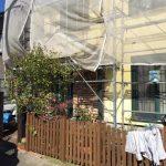 レモンイエローに塗り替え 加古川市M様邸(外壁塗装)