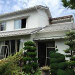 姫路市Nさま【屋根葺き替え、外壁塗装、サッシ交換】