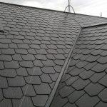 遮熱塗料「サーモアイ4F」でカラーベスト屋根塗装、省エネで地球にやさしいお家 加古川市K様邸(外壁・屋根塗装)