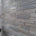 外壁サイディングの模様を残すクリヤー塗装、見た目が自然な金属屋根「ディプロマット」カバー工法 加古川市Y様邸(築12年、外壁塗装・屋根重ね葺き)