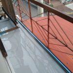 ベランダのウレタン防水塗装+トップコート 高砂市I様邸(防水工事)