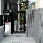 高いブロック塀を壊して、大きなミニバンを停められる駐車場に 加古川市I様邸(外構リフォーム)