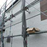反った12mm厚のサイディングボードを張り替え 加古川市Y様邸(外壁リフォーム)