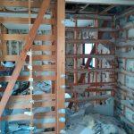 【スケルトンリフォーム】リフォーム前と解体工事の様子 加古川市H様邸(一戸建て、フルリノベーション)①