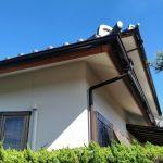 断熱塗料「ガイナ」を使って外壁塗装、艶なし仕上げで高級感のある外観 高砂市O様邸(外壁塗装・屋根漆喰やり替え・畳新調)